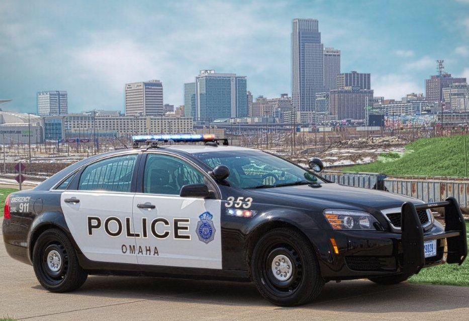 Omaha Ne Police 353 Chevy Caprice Police Cars Police Patrol Us Police Car