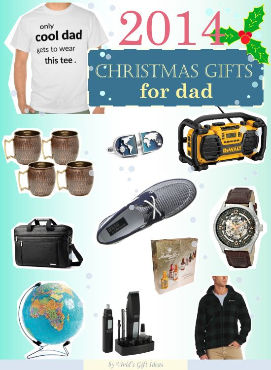 2014 christmas gifts for dad - What To Get Dad For Christmas 2014