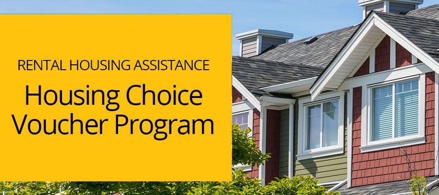 Housing choice voucher program hcvp house rental