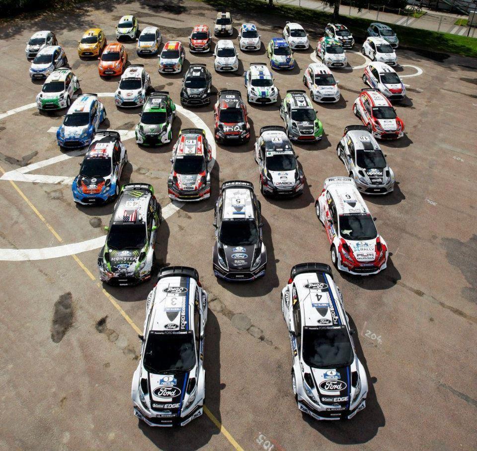 Ford For Everyone Ford Fiesta Sport Car Cars Bil Bilar Supercars Sportscar Sportbil Ford Racing Ford Rally Car
