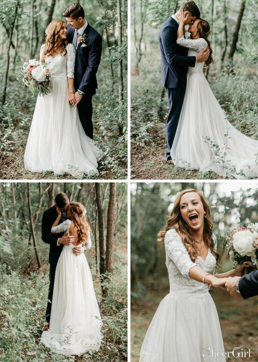 Beach wedding dresses plus size   Best Fall Wedding Ideas  Sheergirl dresses  Pinterest