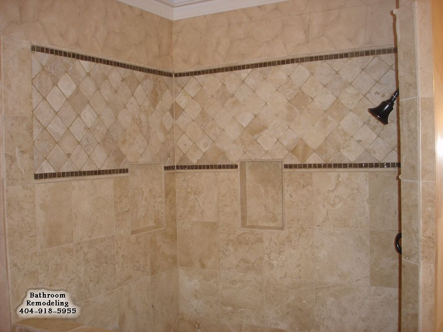Shower Tile Ideas Designs find this pin and more on counter tops tile 17 Best Images About Bathroom Shower Tile On Pinterestshower
