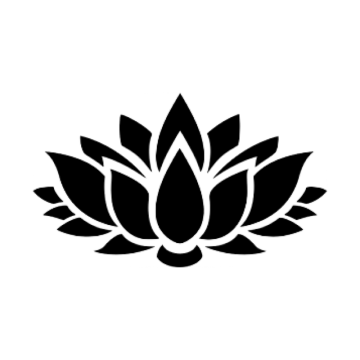 Zen Lotus Lotus Clipart Chan Meditation Png And Vector With Transparent Background For Free Download Lotus Vector Lotus Flower Stencil