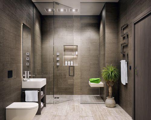 Moderne Design Badezimmer Diseno De Banos Modernos Diseno De Banos Decoracion De Banos Modernos