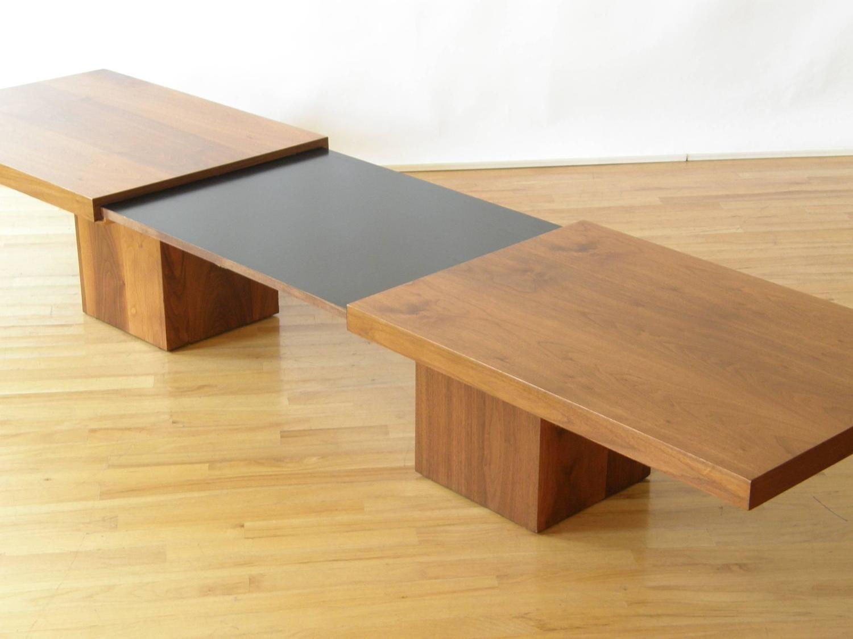 - John Keal Expandable Coffee Table 3