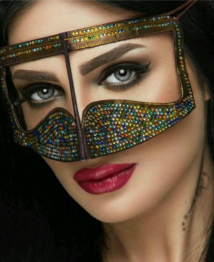 صور بنات مبرقعة برقع Mego Beauty Face Women Arabian Women Arab Beauty