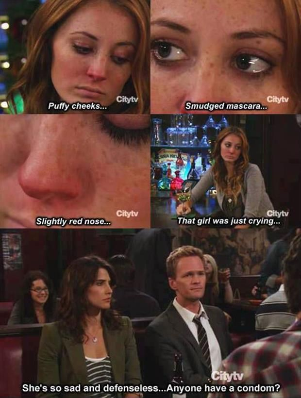 how i met your mother funny quotes | how I met your mother funny