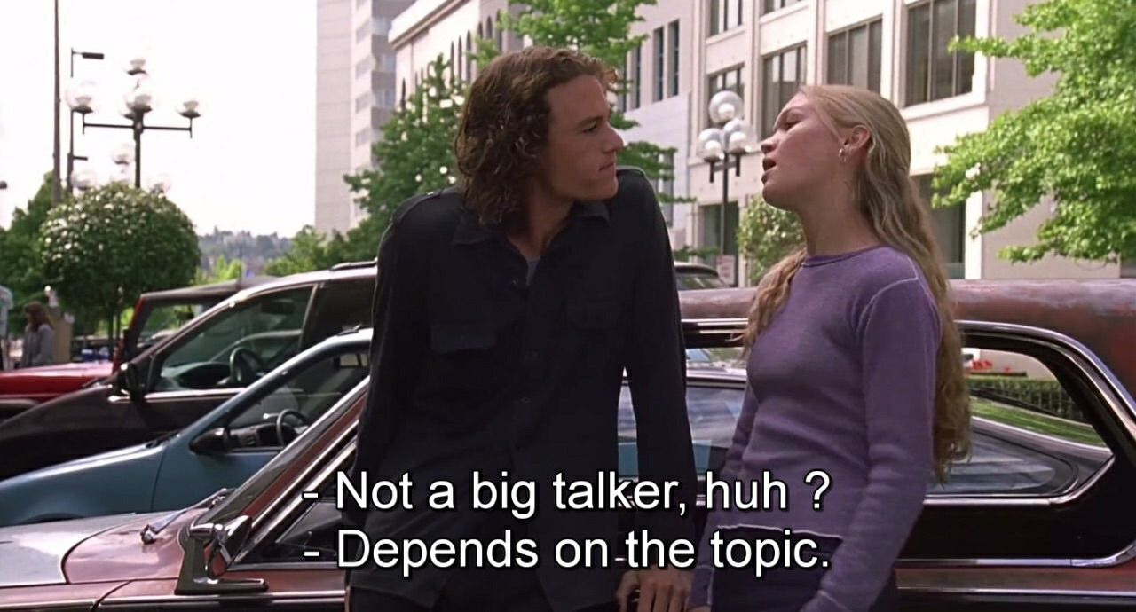 10 Things I Hate About You Funny Quotes: Pin By Aesthete On Aesthetic