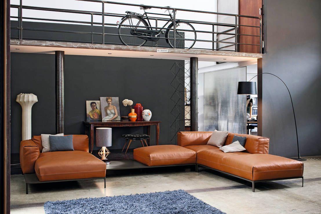 Wohnzimmer Industrial ~ Die schönsten ideen für ein design wohnzimmer armchairs