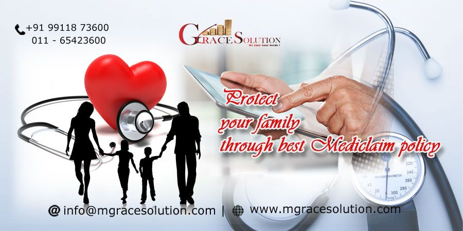 Compare and select the best mediclaim policy and medical insurance - risk plans