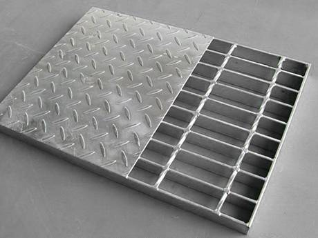 Steel Grating And Checkered Plate Composed Bar Grating Steel Steel Mesh Types Of Steel