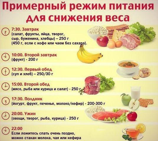 Как правильно начать питаться чтобы похудеть