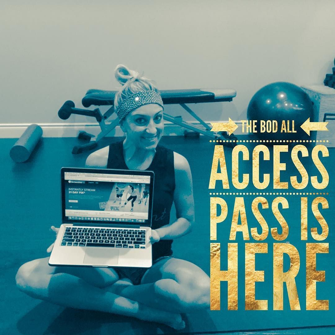 Quite possibly the best way to ring in the new year  The brand new Beachbody On Demand All Access Challenge Pack is here!!!!  Access to every single Beachbody workout program ever created plus any new releases that come out in the next 12 months.  Shakeology on HD (30 day supply) Portion Fix  10% off all future purchases Access to me as your coach and my New Year New You Health Bet challenge group starting January 2nd!! Want to join visit MelanieMitro.com  Its time to start the new you- the…