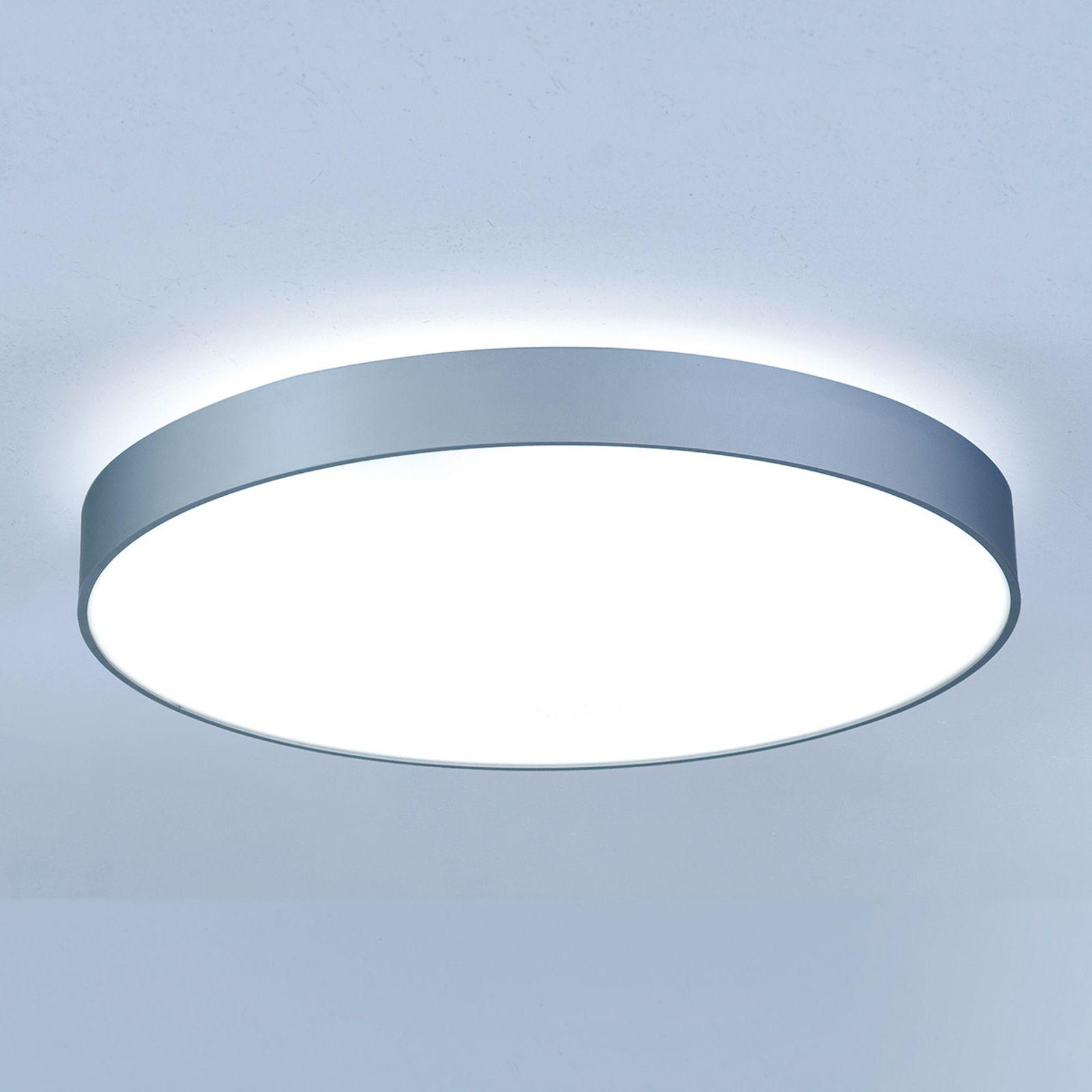 Basic-X10 radiating LED ceiling light in 10  Led deckenleuchte