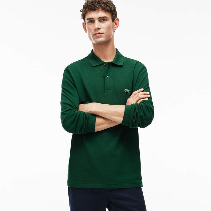 1a0f736d60 Lacoste Men's Long-sleeve L.12.12 Polo Shirt in 2019 | Products ...