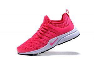 6f7fb7e95b34 Nike Air Presto Hyper Pink Black White 878068 600 Womens Running Shoes