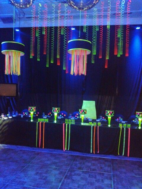 party fluo by mizeventos minha futura festa de 15 anos pinterest
