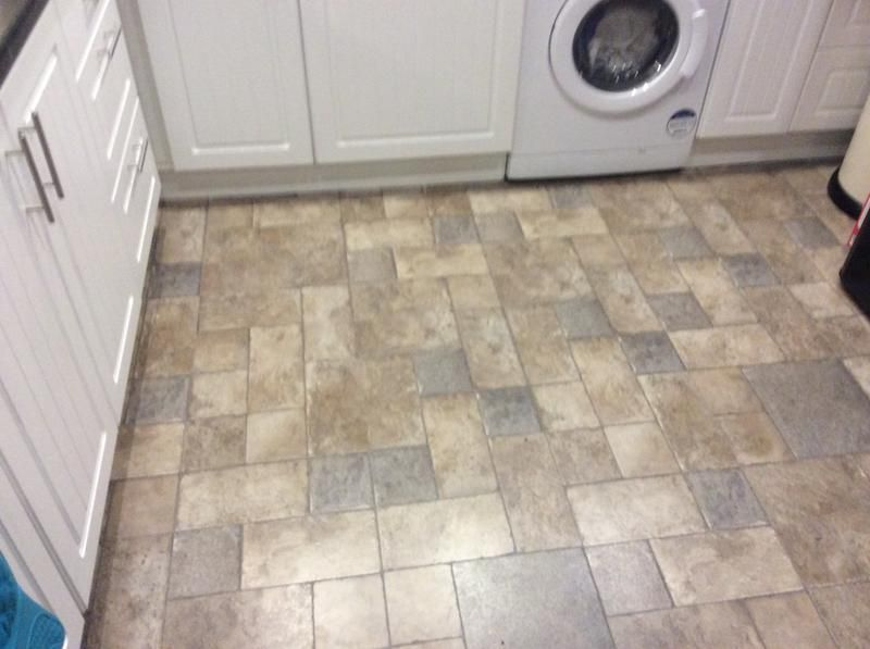 Leggiero Grey Natural Stone Effect Laminate Flooring 186 M Pack