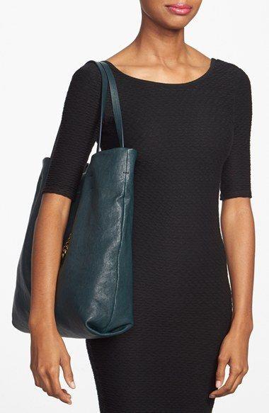 Lanvin 'Medium Carry Me' Leather Tote | Nordstrom