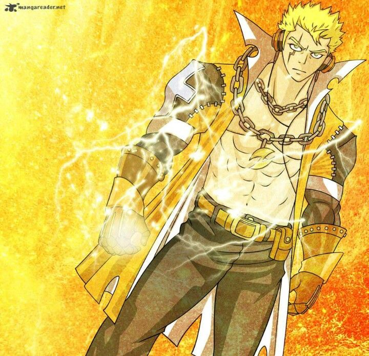 #fairytail #laxus