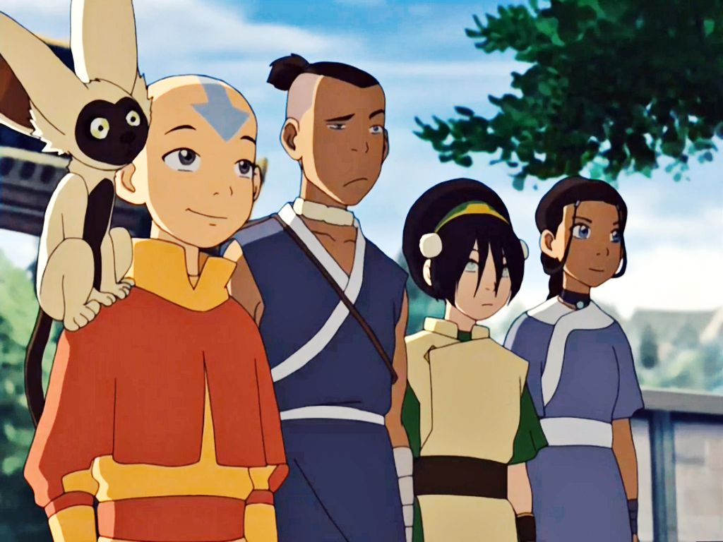 Team avatar in avatar the last airbender