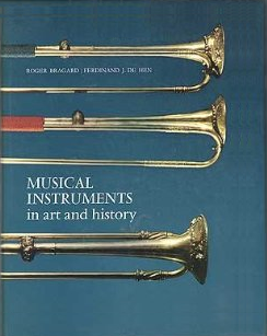 Musical instruments in art and history