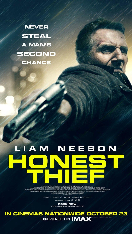 Honest Thief Liam Neeson Netflix Movies To Watch Thief