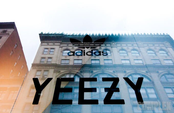adidas yeezy new york