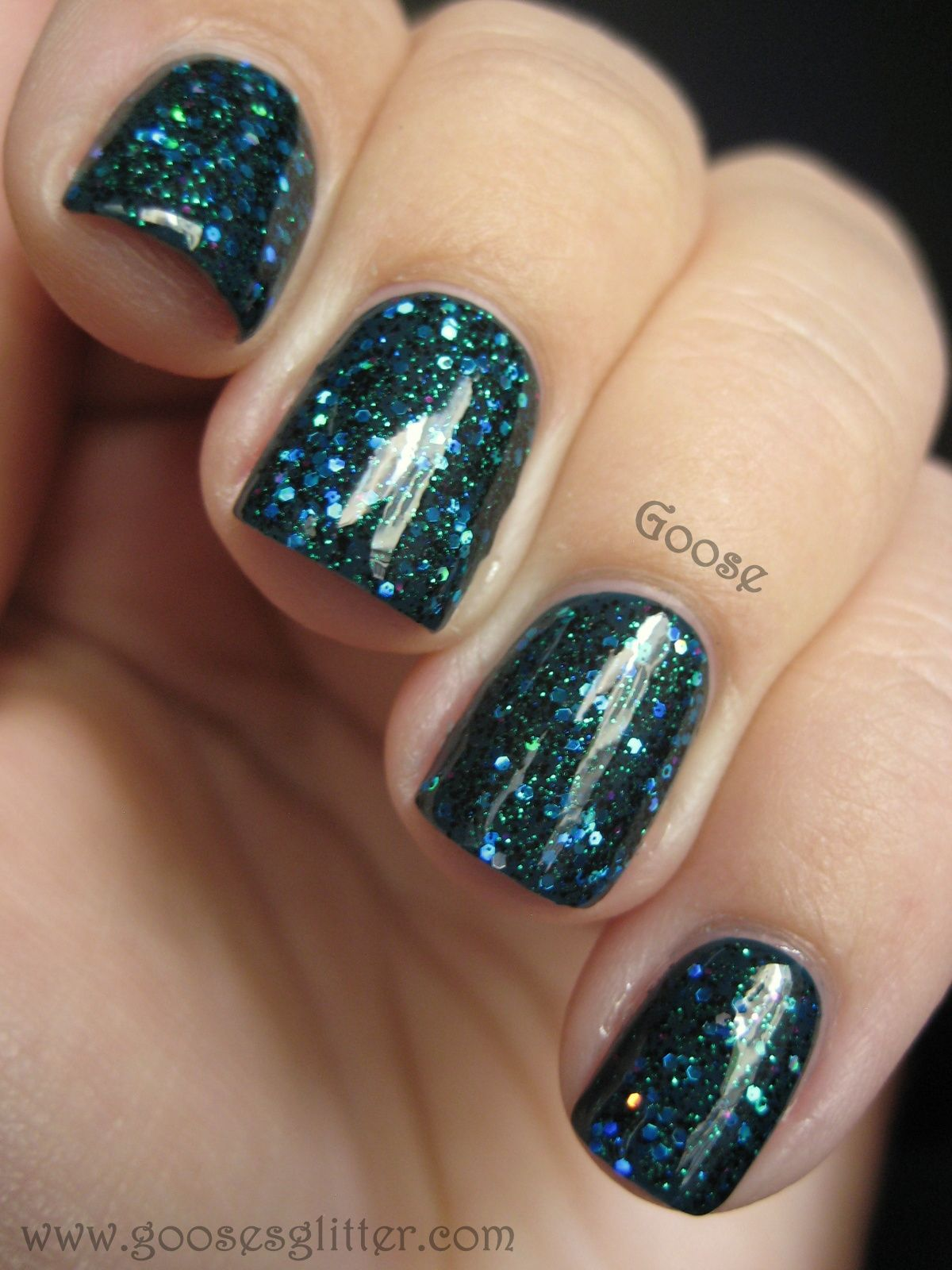 Great indie polish from the Hungry Asian Sea Creature is the name