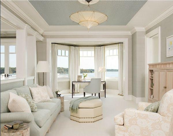 Stimmungsvolle Farben im Haus - 10 kreative und unerwartete Methoden ...