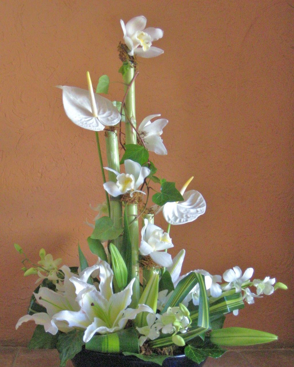 Disenos Florales Floral Arrangements Anthurium Flowers