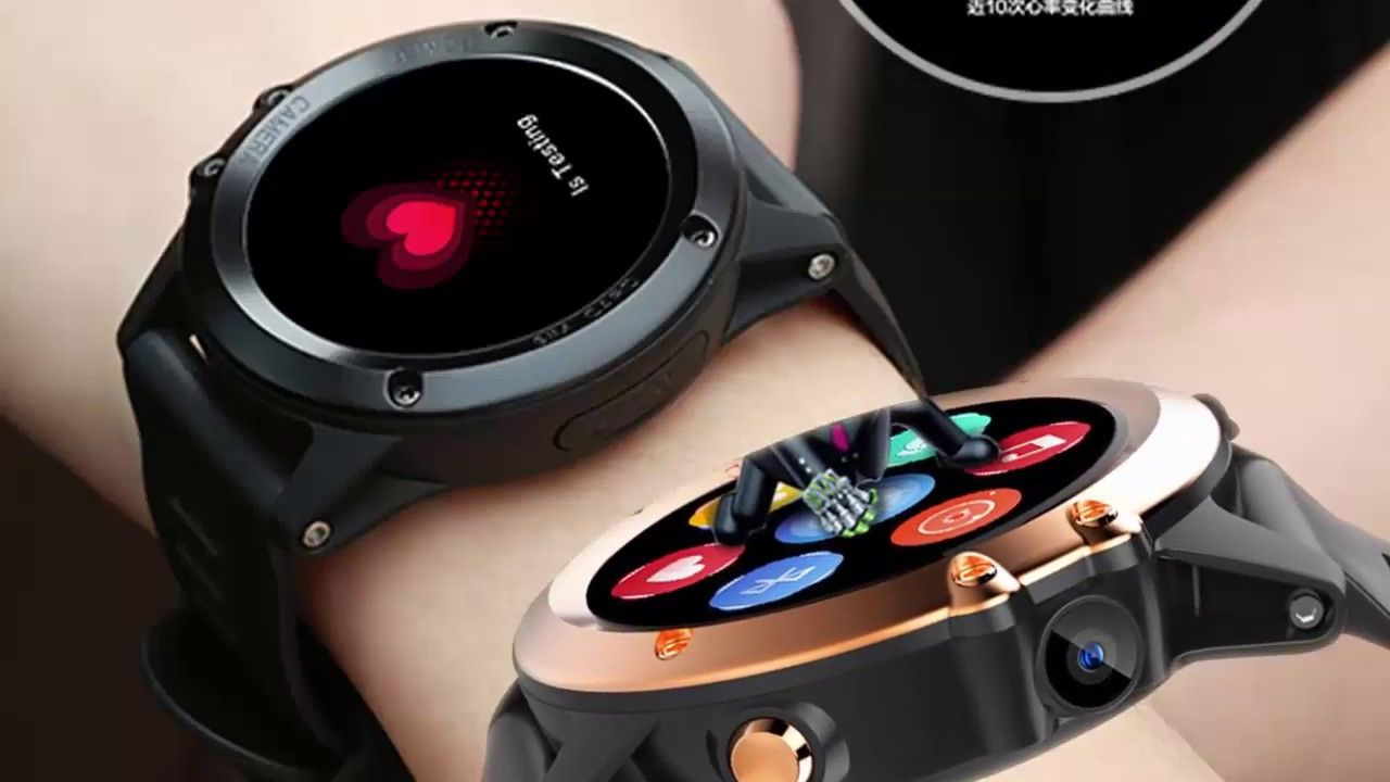 ad2445cc8872c4 Microwear H1 Smart Watch Android 4.4 Waterproof 1.39