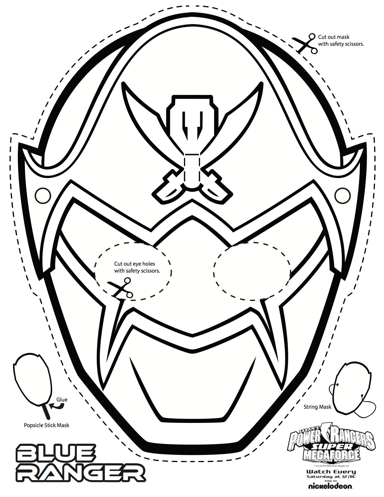Fantástico Poderosos Rangers De Poder Morphin Para Colorear ...