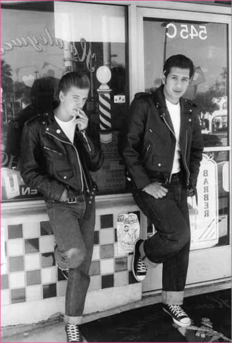 Genial Rockabilly Frisuren Herren 50er Jahre Mode Manner Rockabilly Manner Rockabilly Kleidung