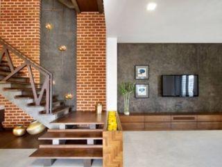indian duplex bungalow interior designs