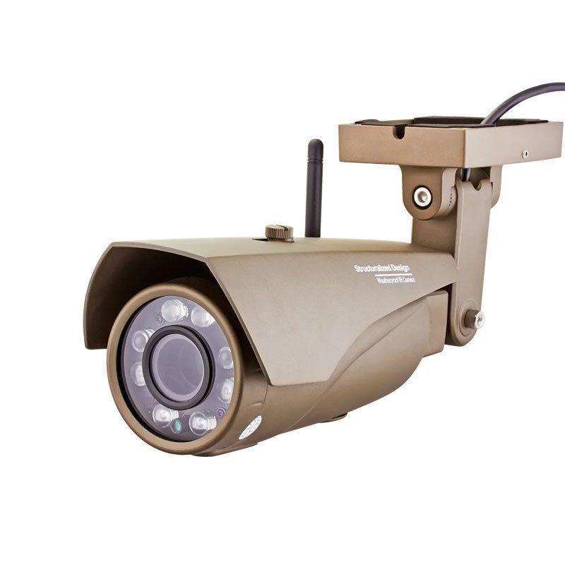 Low Prices Real-time 1.0Megapixel 1MP 720P waterproof Outdoor Indoor Wireless  IP Camera 19551ee623