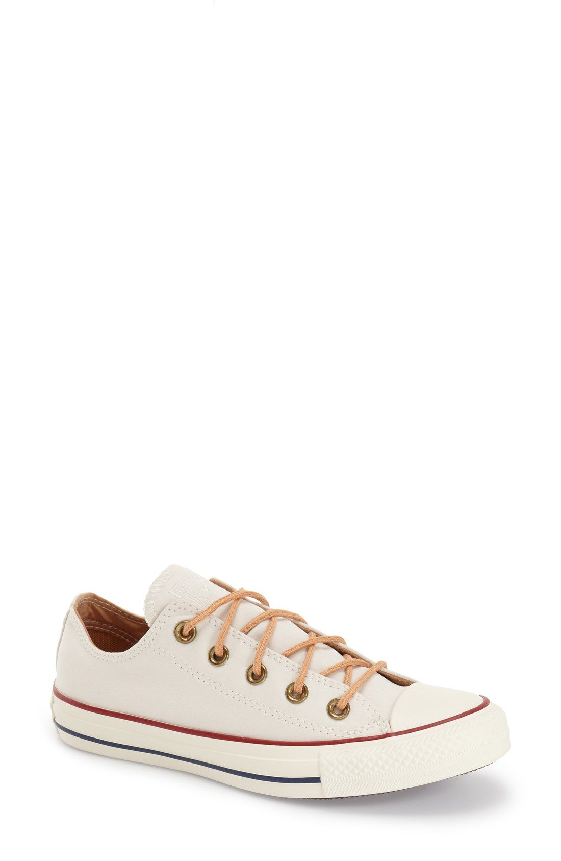 converse chuck taylor all star peached canvas