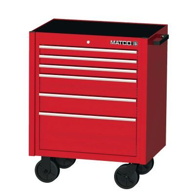 4s Single Bay 22 Tool Box Fire Red Chrome 4122r Rc Matco Tools Tool Box Tool Steel Tool Cabinet