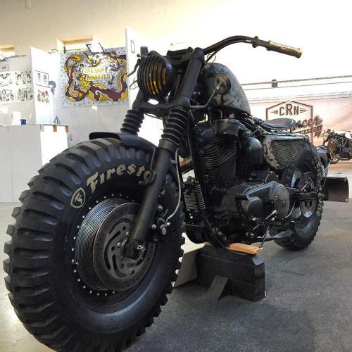 "mrwott: "" Harley Davidson Sportster 48 """