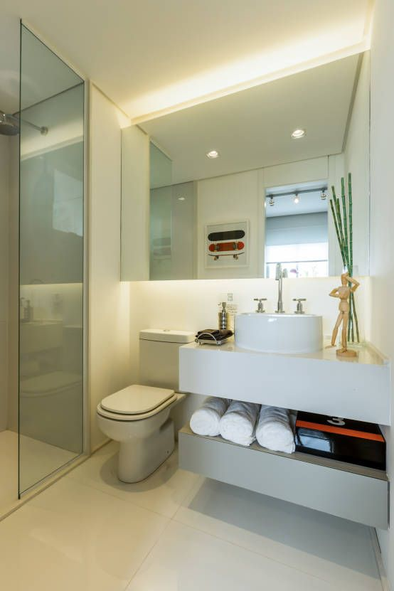 Casas banho pequenas ideias pesquisa google pinteres for Google casas modernas