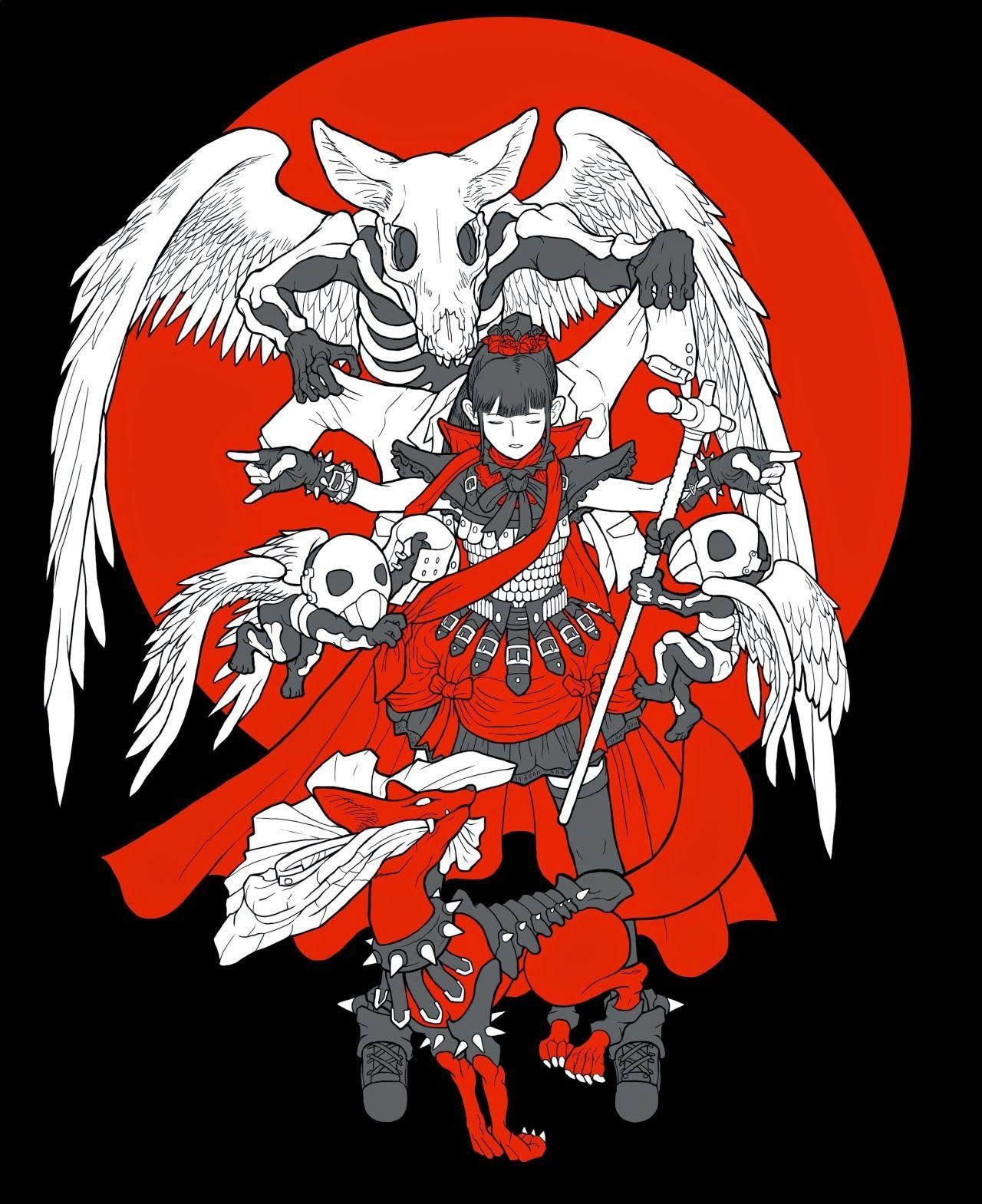 BABYMETAL FAN Babymetal Fan Art by Hirokazu Sato Doki