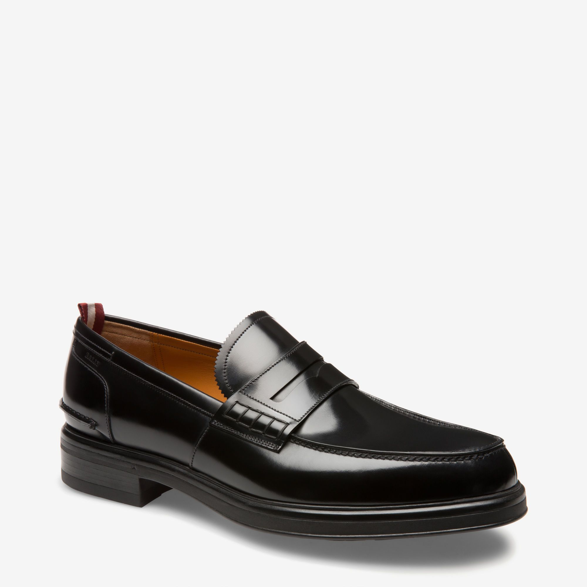 2019 year look- How to heeled wear penny loafers