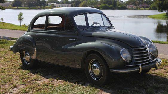 1953 DKW Sonderklasse Coupe