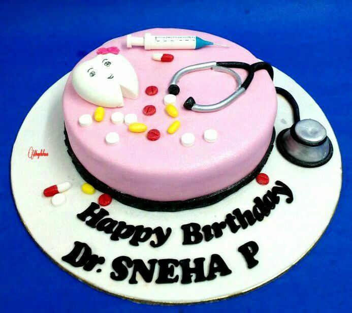 Doctor Theme Cake Designer Cakes Pinterest Designer Cakes And Cake