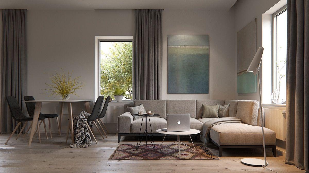 30 Living Rooms That Transcend Design Eras | Wohnzimmer, Wohnzimmer ...