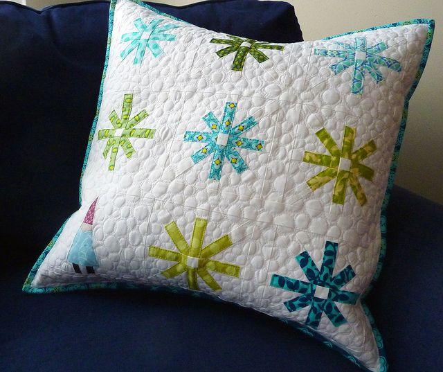 Snow Gnome Pillow