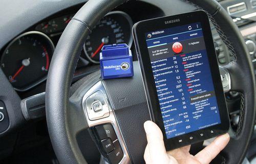 Tjek bilens helbred med din mobil | Mobil, Undersøgelser