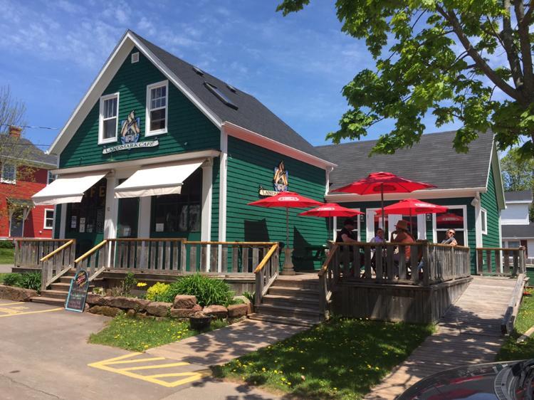 Landmark Café