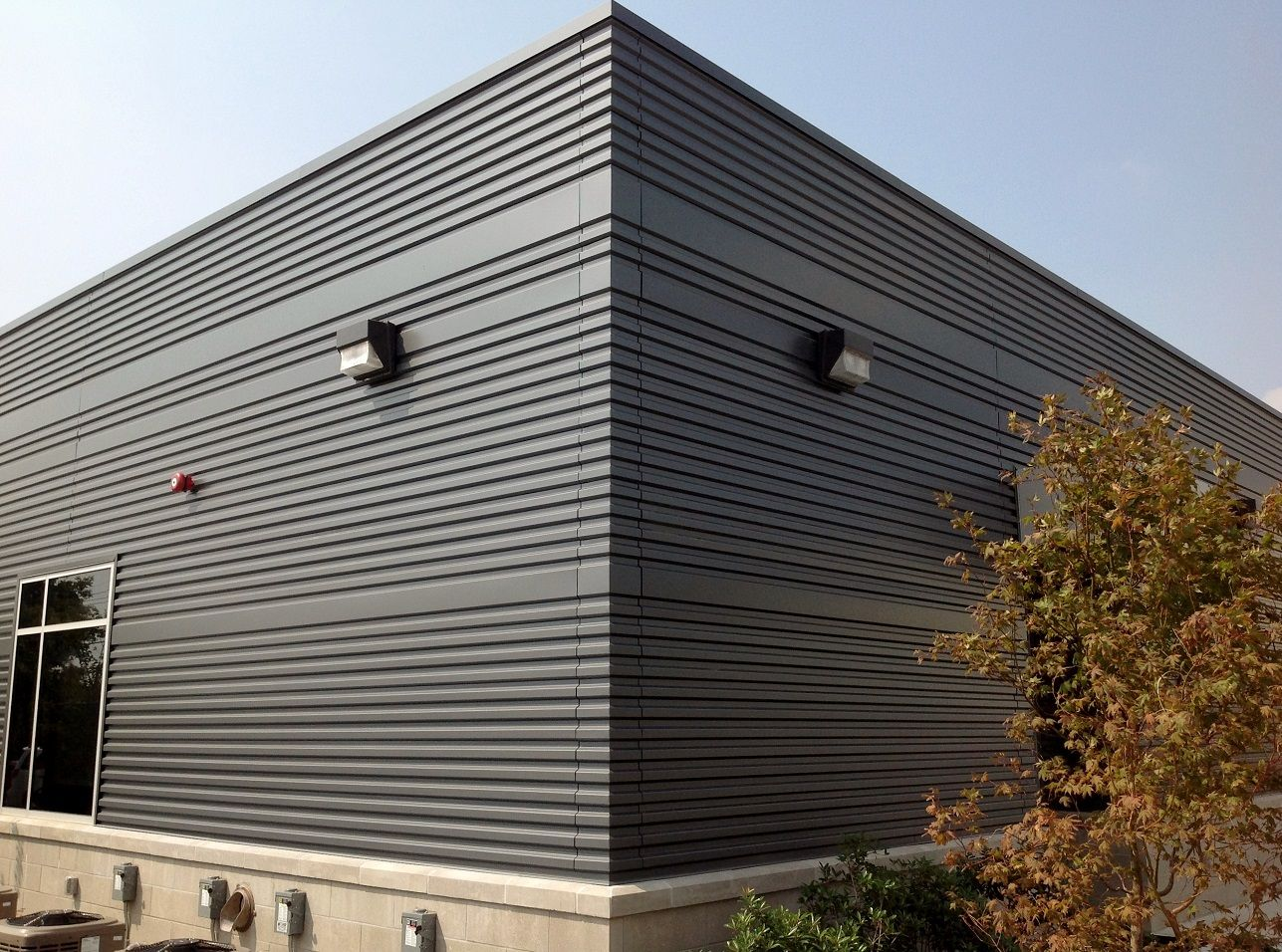High Performance Metal Wall Panels From Imetco