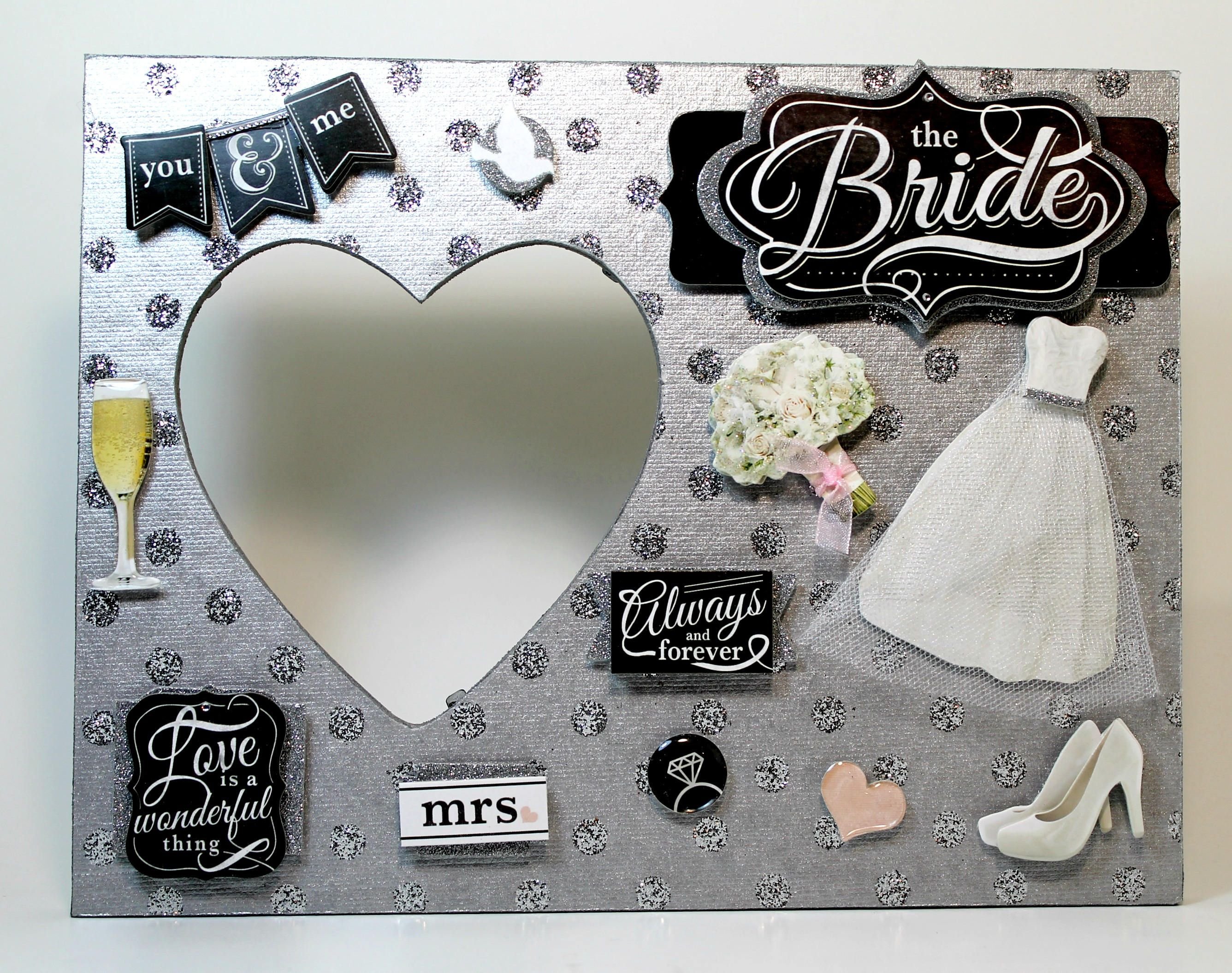 Bride/Wedding/Married/Marriage/Picture frame